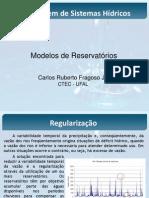 8 Modelos de reservatórios