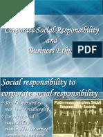 CSR Summary