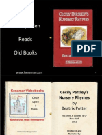 Cecily Parsely's Nursery Rhymes, Beatrix Potter, AutoPlay