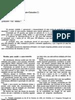 O Inventário Clínico de Auto-Conceito, p[1]. 67-84, 1986