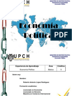 economia POLITICA asignatura