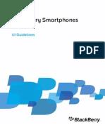 Blackberry Smart Phones UI Guidelines T893501 1512991 0511044455 001 7.0 Beta US