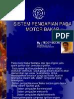 Sistem Pengapian Pada Motor Bakar