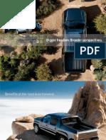 2008 Ridgeline Brochure
