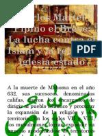 Unidad 2 Carlos Martel y Pipino 'El Breve' Andrés Alfonso Vergara