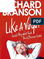 June Free Chapter - Like A Virgin by Richard Branson
