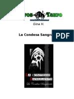 Gina H. - La Condesa Sangrante