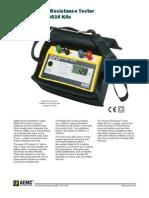 Eritech Ground Tester Est4610