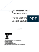 Traffic Lighting Design Manual