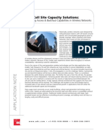ADC Cell Site Capacity Solutions Brochure