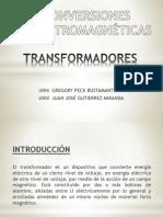 TRANSFORMADORESgr