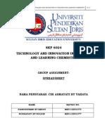 Assignment 6 Spreadsheet