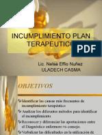 Plan Terapeutico Autocuidado