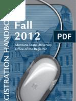 Registration Handbook