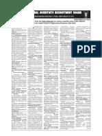Asrb Advt No 2 2012