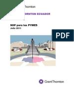 Niif Pymes Resumen Comparado Con Niif Completas