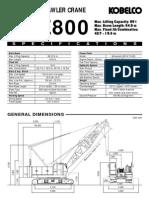 Cke800 Spec