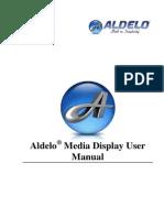 Aldelo Media Manual