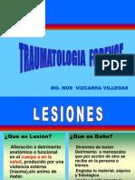 TRAUMATOLOGIA FORENSE  UAP 2011