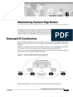 Administering Customer Edge Routers