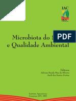 Livro Microbiota Do Solo e Qualidade Ambiental