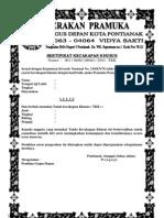 contoh sertifikat tkk