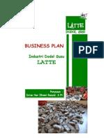 Business Plan dodol susu