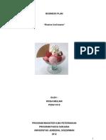 Business Plan Ice Creams