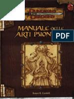 [D&D 3.0e - Ita] Manuale Delle Arti Psioniche + Mostri Psionici