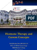 03 Hormone Therapy and Current Concepts