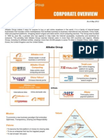 Alibaba Group Overview May 2012 Eng