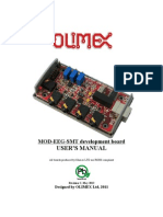 Olimex Eeg Users Manual Revision c