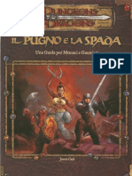 [D&D 3.0e - Ita] Il Pugno e La Spada