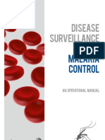 Disease Surveillance for Malaria