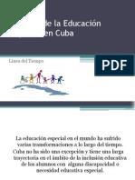 Historia Edu Esp Cuba ..