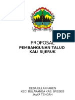 Proposal Drainase Bulakparen