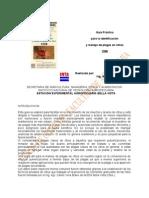 Guía Práctica para la identificación y manejo de plagas en c