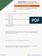 Mini Plan de Negocio Para Tu Blog