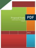 Proposal Lalampa