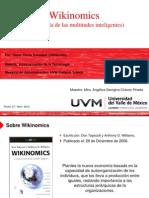 Resumen Wikinomics (La Nueva Economia de Las Multitudes Inteligentes
