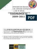 TAXONOMIA II (1)