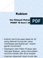 Kubism (Nur Hidayah Mohamed)