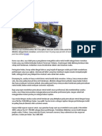 Analisa Rental Mobil