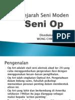 seni op (wong chiew peng)