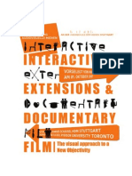 interactive extensions and documentary film
