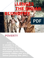 Challanges for the Indian Economy 1