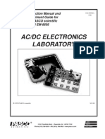 AC DC Electronics Laboratory Manual EM 8656