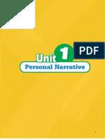 Personal Narrative Writing-2