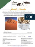 Speciale Scirocco Tours by Press Tours, Namibia - da Maggio Ad Ottobre 2012