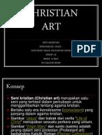 Christian Art (izzuddin shah)